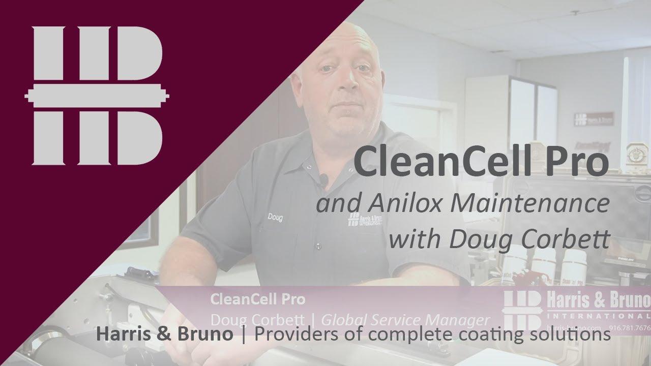 Anilox Maintenance with Doug Corbett
