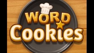 Word Cookies Ginger Pack Levels 1-10