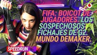 #Speedrun 04/12: Polémica en FIFA y polémica en G2