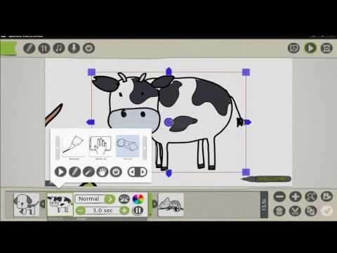 TUTORIAL BASICO ESPAÑOL VIDEOSCRIBE VIDEO 2 DE 3: TRANSICION ANIMADA ENTRE IMAGENES PARA PRESENTACIONES CON VIDEOSCRIBE