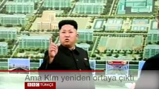 60 SANİYE: Kuzey Kore'de neler oluyor 'Kim' bilir! - BBC TÜRKÇE
