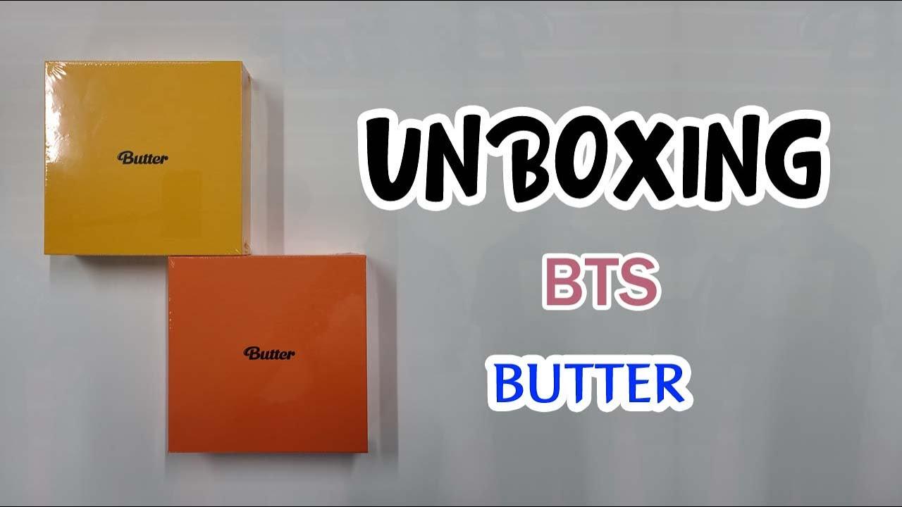 방탄소년단 BTS BUTTER 풀버전 개봉 후기