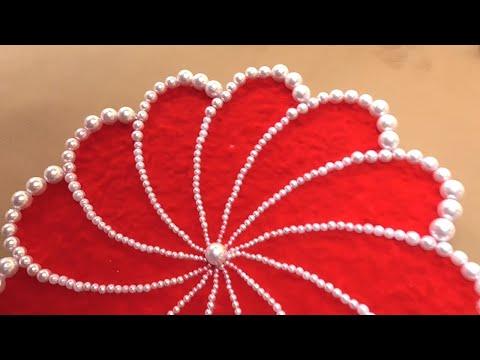 DIY Woolen craft || Handmade Wall Decoration Idea Using Woolen || Room Decor