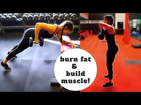 Full Body Workout! (Circuit/HIIT Style)