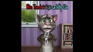 Mèo Tom hát đại ca lớp 12a