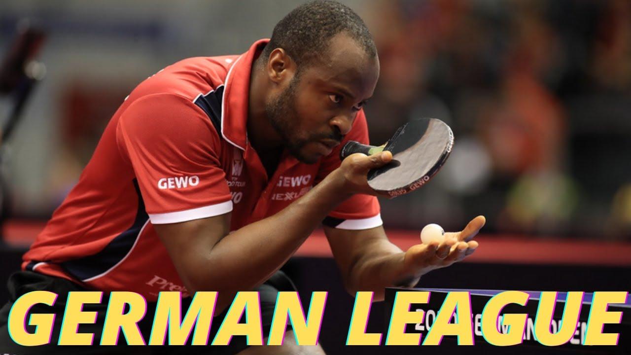Download Aruna Quadri vs Simon Gauzy   German League 2021/2022