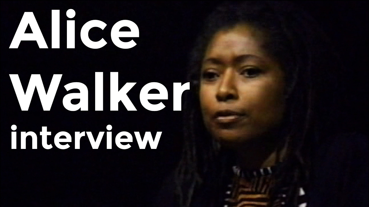 alice walker interview 1997 alice walker interview 1997