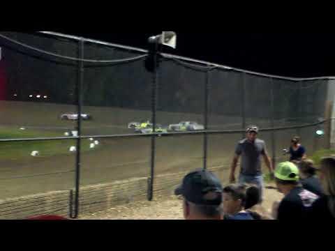 Hobby Stock Heat 4 @ Marshalltown Speedway 09/15/17