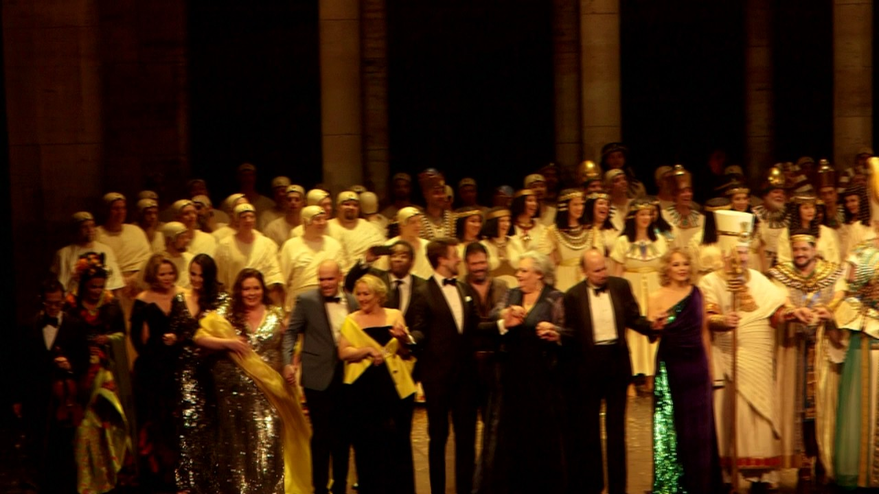 50th Anniversary Gala: Curtain Call