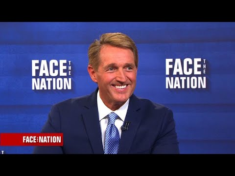 """Sen. Jeff Flake says the Republican Party """"has lost its way"""""""