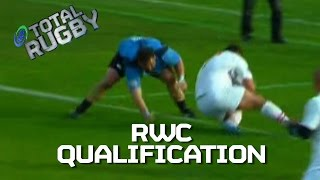 [HIGHLIGHTS] Russia 22-21 Uruguay in Rugby World Cup qualifier