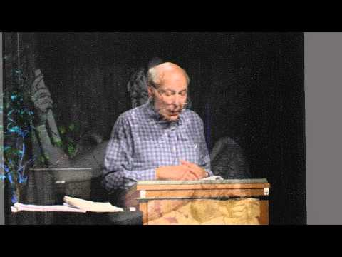 Lionel Corbett speaks on Jung, Philemon and the Red Book