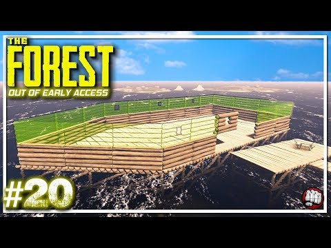 Ship Build | The Forest | S20 EP20