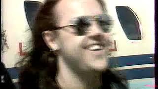 Скачать Metallica I AC DC Chorzów 13 08 1991 Fragment Programu Telemuzak