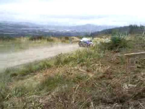 woodpecker rally 2009 Andrew Bowen & Mike Hart