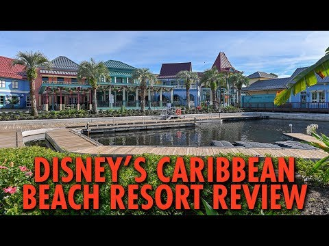 Disney's Caribbean Beach Resort Review | Walt Disney World