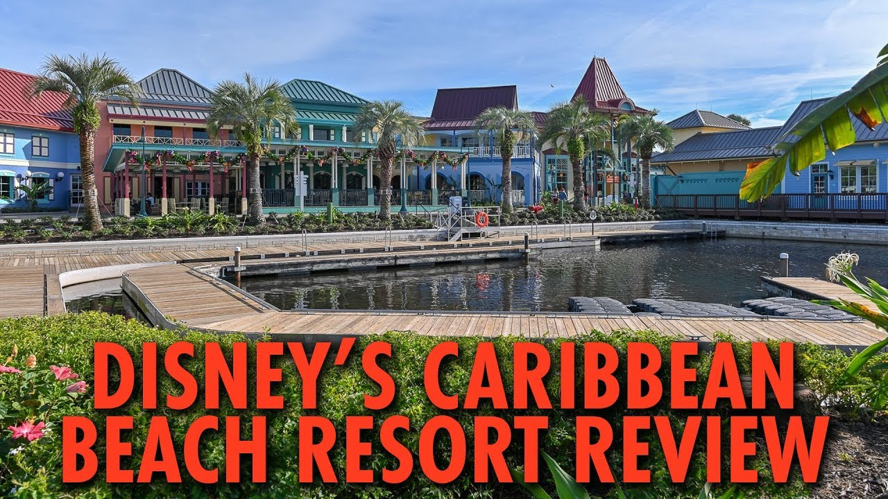73673a29d Disney s Caribbean Beach Resort Review