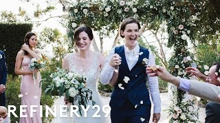 This Lesbian Couple's Wedding Revolves Around Religion | World Wide Wed | Refinery29