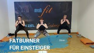 Fatburner für Einsteiger - Fettverbrennung Workout - 35min - medifit Wolfhagen