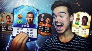 FIFA 17 : FULL SPECIAL CARD TEAM CHALLENGE !! [1/?]
