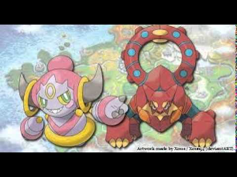 how to get volcanion in pokemon x