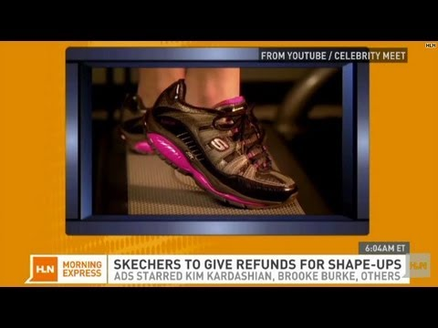 Skechers to give refunds for Shape-ups