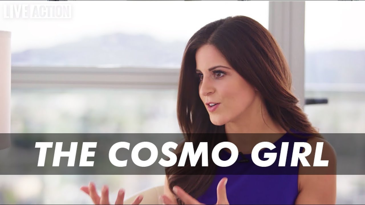 cosmo girl interview clip with lila rose and sue ellen browder