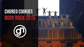 Choreo Cookies - Body Rock 2015 (Official 4K) @cookiessd @geraldnonadoez