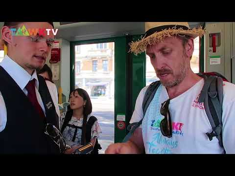 EP6 ABBA TASTIC IN STOCKHOLM 8 WEEKS IN SCANDINAVIA TaawkTV Eco Travel Family