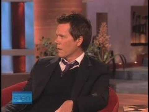 Kevin Bacon talks about Ali Edwards