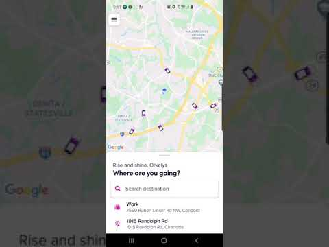 Saving on your Lyft rides with Lyft pink and Freebird