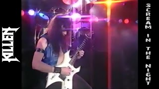 Скачать KILLEN Scream In The Night OFFICIAL VIDEO HD Lyrics