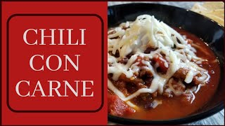 Чили Кон Карне.  Chili con Carne. Готовим В Америке.