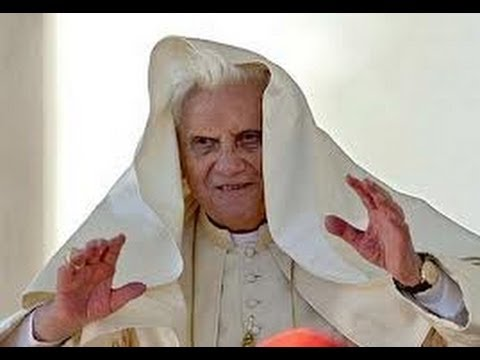 pope benedict resigned to avoid arrest child abuse youtube