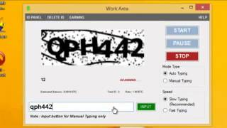ACT V 2 0 Auto Captcha Typer 2015 Demo YouTube