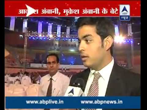 Aakash Ambani showers praise on  Modi, says the PM established good vision towards Digital India