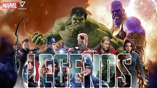 Legends | The Avengers | This Is How Legends Are Made | S7 Studios