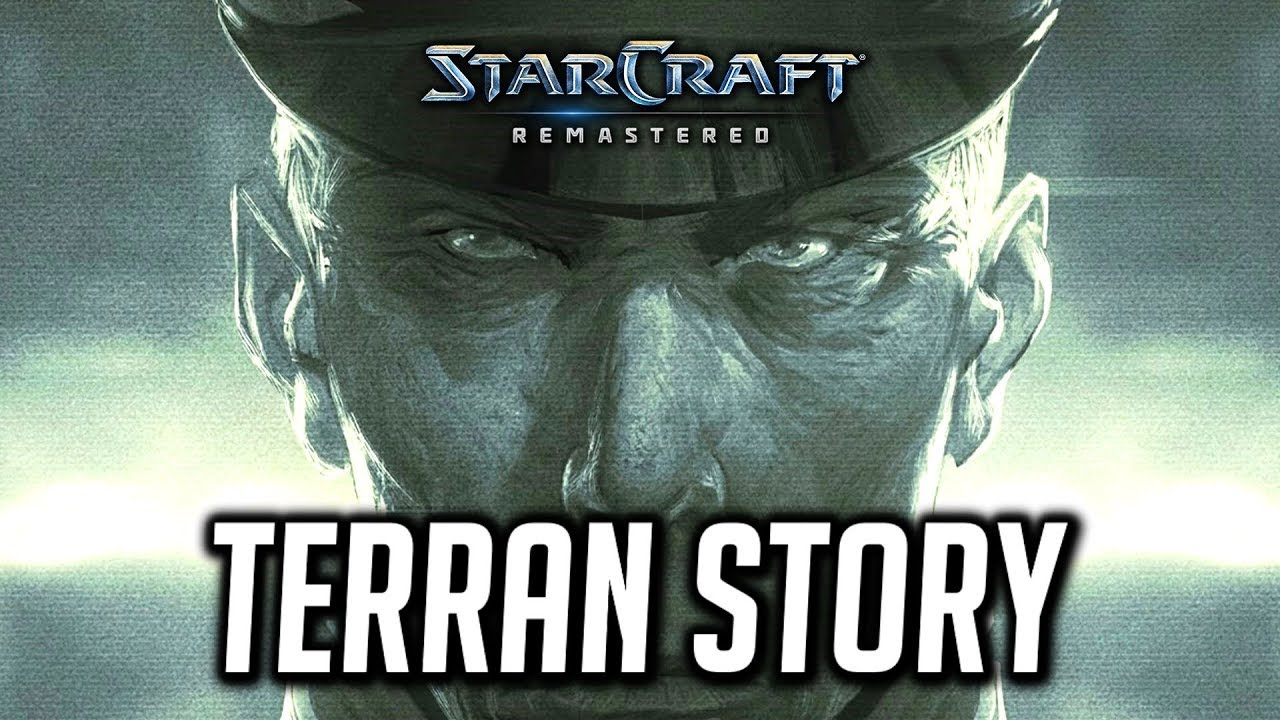 Download Starcraft Remastered: Complete Terran Storyline (Brood War Campaign)