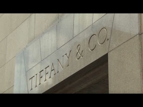 Tiffany VP turned jewelry thief?