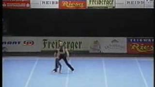 Acrobatic Gymnastics - 2002 Worlds - USA - Mixed pair combined (Gold, tied with Russia)