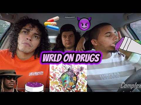 WRLD ON DRUGS - Future & Juice WRLD (FULL ALBUM) REACTION REVIEW