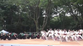 2014 原宿スーパーよさこい・代々木公園ステージ.