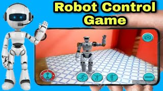 [Hindi] AR Robot Control Game for you Android || Irobot ||