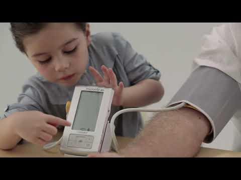Microlife A6 PC - автоматический тонометр, прибор для измерения артериального давления