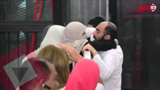 اتفرج | مشاعر متهم وزوجته من خلف قضبان قضية «الماريوت»