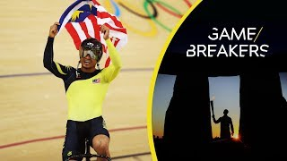Malaysia's Track Cyclist's Road to an Olympic Medal | Game Breakers