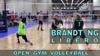 Brandt Ng Volleyball Highlights - USAV Nationals 2018