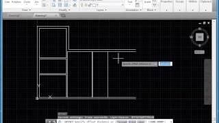 Autocad 2d Tutorial Part 1 -  Plan Setup