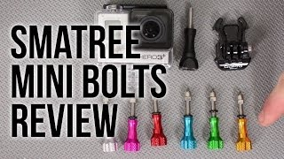 Smatree HERO3+ Mini Thumbscrew Review