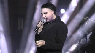 Marilyn Manson - The Dope Show (Camden,Nj) 8.2.15
